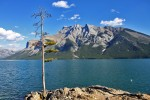 Banff National Park - Minnewanka Lake