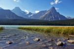 Banff National Park - Mistaya Lake